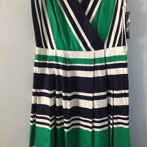Lauren Ralph Lauren Dresses - NWT Lauren Ralph Lauren  size 14 new midi dress